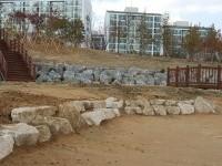 63.경기도 일산신도시내 공원부지 조경작업