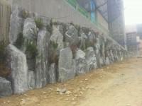 22.거제도 공원 산벽쌓기